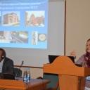 Konferencja o Jedwabnym Szlaku, prelegentka z Kirgistanu