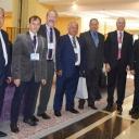 Konferencja o Jedwabnym Szlaku, w grupie dyrektorów samarkandzkich muzeów